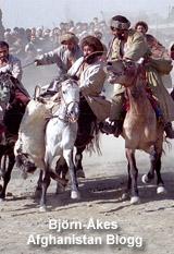 Björn-Åkes Afghanistan blogg
